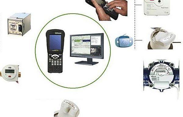 System radiowy i odczyt danych