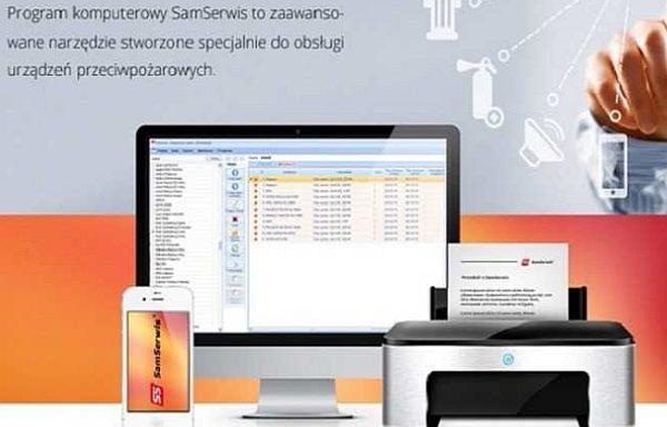 Oprogramowanie SamSerwis